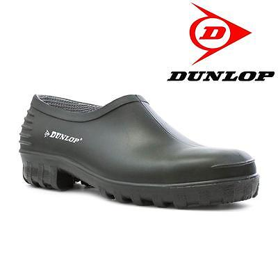 Mens Ladies Dunlop Wellingtons Wellies Garden Clog Waterproof Mucker Boots Shoes • 12.95£