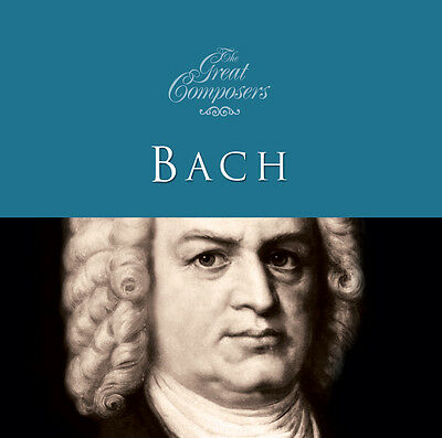 Great Composers - Bach CD • 3.10£
