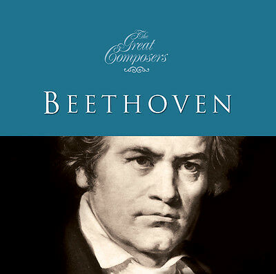 Great Composers - Beethoven CD • 4.99£