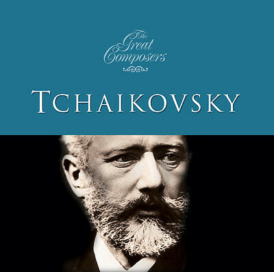 Great Composers - Tchaikovsky CD • 4.58£