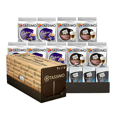 £22.95 • Buy Tassimo T Discs Cases Of 5 Packets - Shop Our Full Range