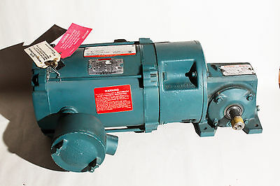 $349.95 • Buy Dodge Reliance Right Angle Master XL Gear Motor   20:1   230/460 Vac  Warranty
