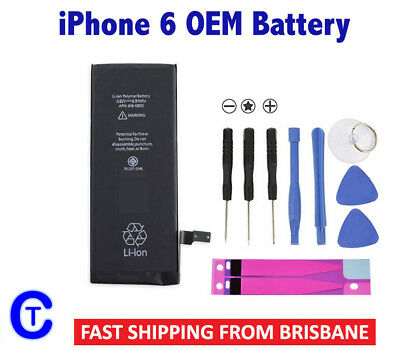 AU15.95 • Buy IPhone 6 Brand New OEM Internal Battery Replacement Adhesive Strip Tools