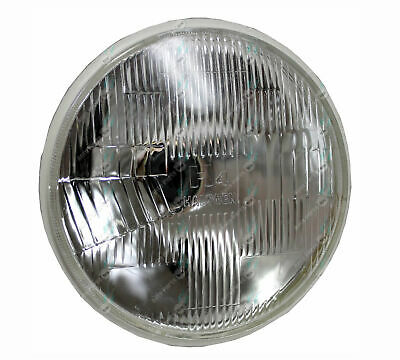 AU10.50 • Buy Semi Sealed Beam Headlight Assembly 7  Round 178mm Suits H4 Bulb
