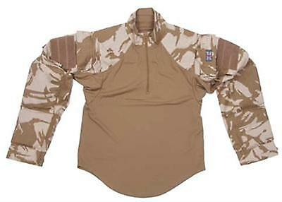 British Army Tropical Desert Ubacs Under Body Armour Combat Shirt Unissued • 12.99£