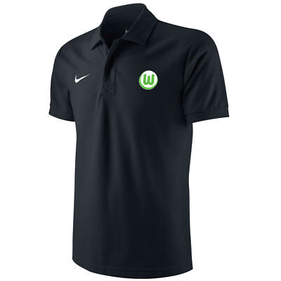 £19.99 • Buy Official VFL Wolfsburg Men's Nike Authentic Polo Shirt- Blue