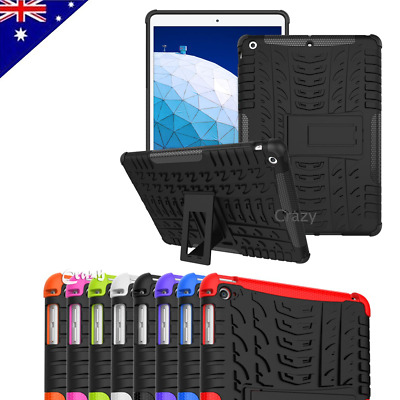 AU12.99 • Buy Kids Heavy Duty Shockproof Case Cover For Apple IPad 5th 6th Mini 3 Air 1 2 10.5
