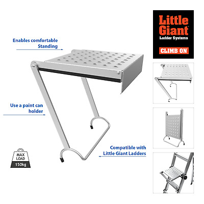 £48.98 • Buy Little Giant Ladder Systems Work Platform Accessory
