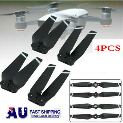 AU9.99 • Buy 8PCS Folding Propellers Props Blades For DJI Mavic PRO Low-Noise Accessories