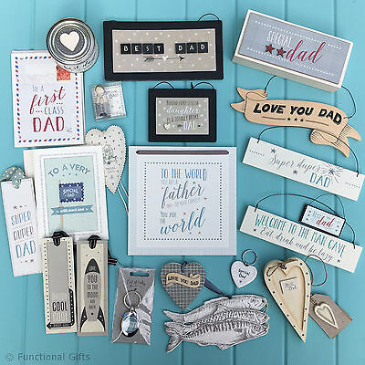£1.99 • Buy Special Dad Present East Of India Fathers Day Birthday Gift Love Heart Sign Card