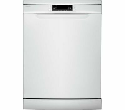 View Details KENWOOD KDW60W15 Full-size Dishwasher - White - Currys • 220.00£