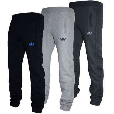 Adidas SPO Fleece Mens Tracksuit Jog Bottoms All Sizes In Various Colours  • 26.95£