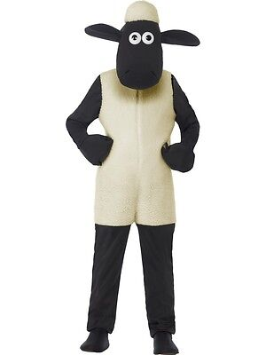 £29.99 • Buy Boys Girls Official Shaun The Sheep Film Book Day Fancy Dress Costume Outfit