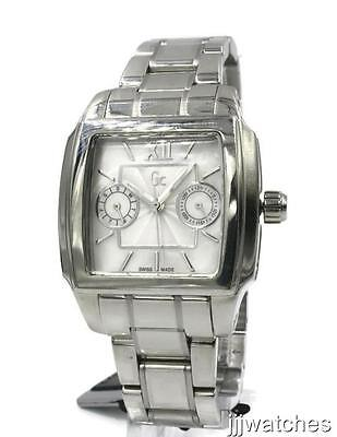 $ CDN114.12 • Buy New Gc Guess Swiss Multifunction Women Pearl Dial Watch 35mm X 40mm 26502L1 $299