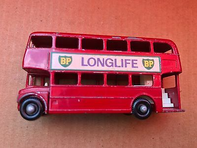 $ CDN53.63 • Buy Matchbox Double Decker Bus Made In England By Lesney, Used  Matchbox Series #5