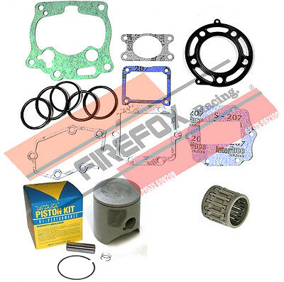 $93.74 • Buy Kawasaki KX125 KX 125 2003 - 2014 54mm Bore Mitaka Top End Rebuild Kit
