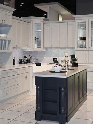 $2099 • Buy Norwich Gray Shaker Collection JSI 10x10 Kitchen Cabinets, Kitchen Furniture