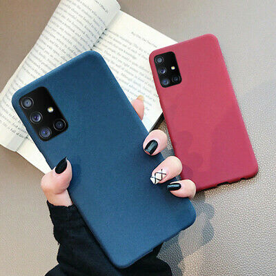 $ CDN3.91 • Buy Ultra-thin Matte Soft Silicone Case Cover For Samsung S20 Ultra S10 Plus A71 A51