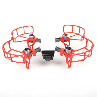 AU19.44 • Buy Propeller Guards & Landing Gear Combo Protector Bumper Cover For DJI SPARK Drone