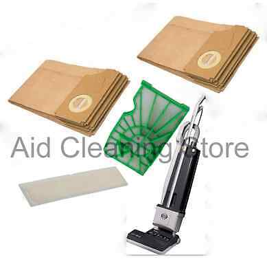 Service Kit For Sebo BS36 BS46 Vacuum Cleaner Hoover Ten Dust Bags & 2 Filters • 12.90£