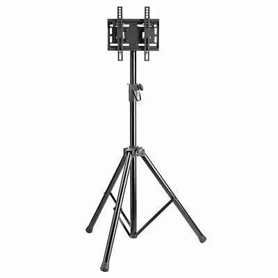 £85 • Buy Compact & Portable Mobile TV Stand With Tripod Legs For 23  - 42  TVs LED, LCD