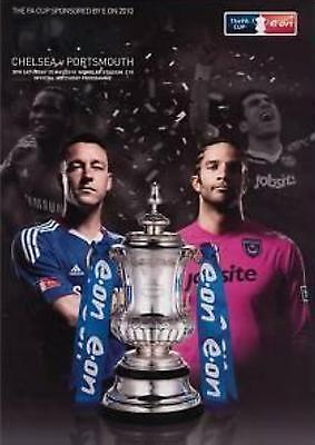 £5.99 • Buy * 2010 FA CUP FINAL PROGRAMME - CHELSEA V PORTSMOUTH *