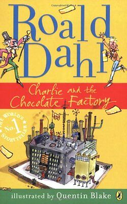 £2.65 • Buy Charlie And The Chocolate Factory By Roald Dahl,Quentin Blake