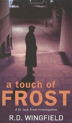 A Touch Of Frost: (DI Jack Frost Book 2) By R D Wingfield • 3.55£