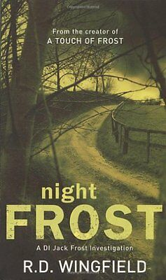 £3.22 • Buy Night Frost: (DI Jack Frost Book 3) By R D Wingfield