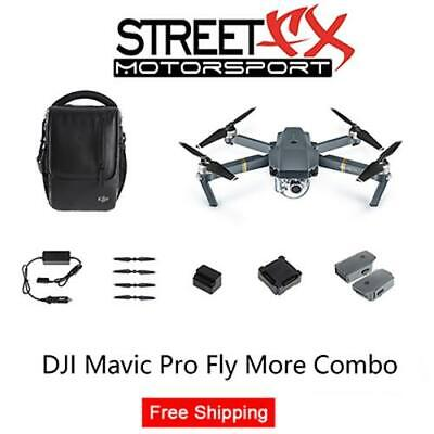 AU2199 • Buy DJI Mavic Pro Fly More Combo - 100% Genuine, In Stock In Aus, Ready To Ship!