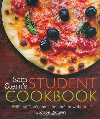 Sam Stern's Student Cookbook : Survive In Style On A Budget By Sam Stern, Susan • 2.81£