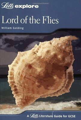 Letts Explore - Lord Of The Flies: GCSE Text Guide • 2.14£