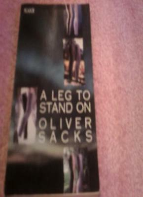 £2.54 • Buy A Leg To Stand On (Picador Books) By Oliver Sacks