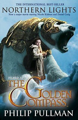 Northern Lights Filmed As The Golden Compass (His Dark Materials) By Philip Pul • 2.82£