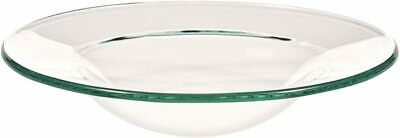 £5.45 • Buy Spare Replacement Glass Dish Bowl For Oil Burner Wax Melts Approx 11.5 Cm