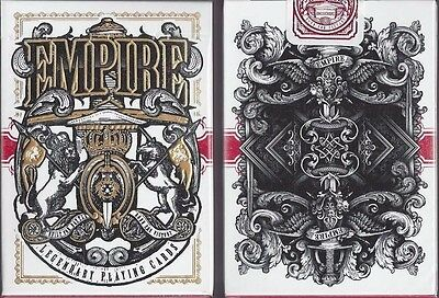 $ CDN149.82 • Buy 1 DECK Empire Playing Cards By Lee McKenzie Brand New Sealed Rare