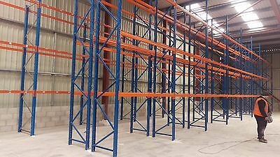 £1500 • Buy Pallet Racking Shelving Cantilever Installations UK Nationwide SEIRS 08001120013