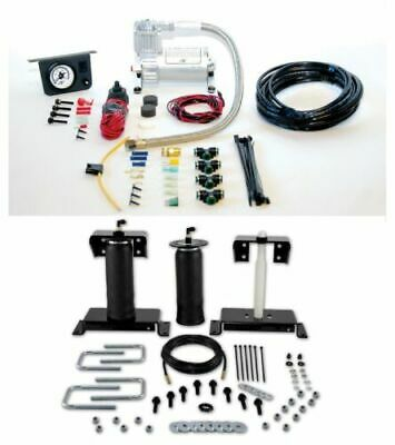 $571.80 • Buy Air Lift Suspension Air Bag & Dual Path Leveling Kit For F-150/F-150 Heritage