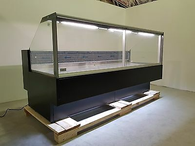 Grazia 3.0m Serve Over Display Counter Chiller Meat Dairy Fish Fridge Counter • 2,700£