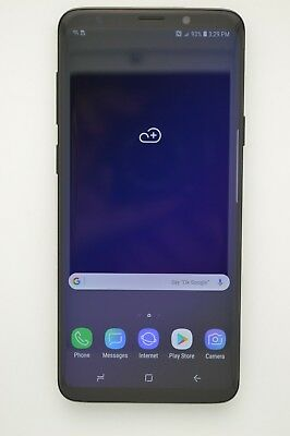 $ CDN313.18 • Buy Samsung Galaxy S9+ PLUS SM-G965U 64GB BLACK GSM UNLOCKED AT&T TMOBILE METRO PCS