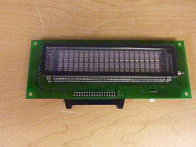 $99.99 • Buy Futaba M202SD08FJ VFD Display Module Board 2 X 20 Char (14591)