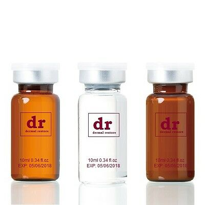 AU12.46 • Buy Dermal Restore Treatment SERUM - Use With Derma Roller / Skincare Topical Use