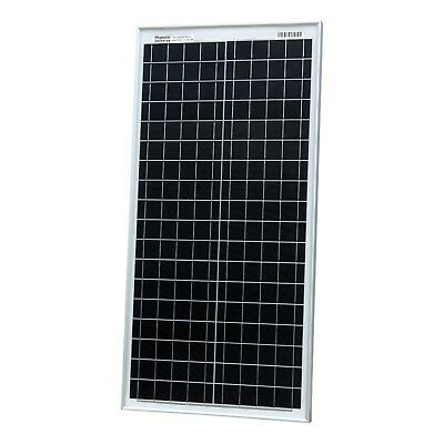 40W 12V Solar Panel With 5m Cable For Camper / Caravan / Boat 40 Watt Module • 77.99£
