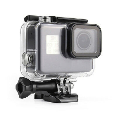 AU18.49 • Buy Black Camera Accessories 45m Diving Waterproof Housing Case For GoPro Hero 5 6 7
