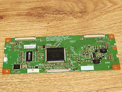 Logic Tcon Lvds Board For Lg 32le2d 32lc2db 32lx2r Tv 6870c-0060g 6871l-0821a • 3.49£