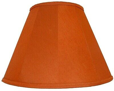 Terracotta Fabric Lampshades, Table Lampshades, Floor Lampshades & Ceiling Light • 155£
