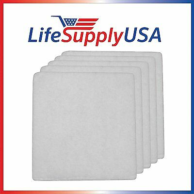 $ CDN49.93 • Buy 5 Pack LifeSupplyUSA Pre-Filter Pads Designed To Fit IQ Air Iqair PF40 PF 40