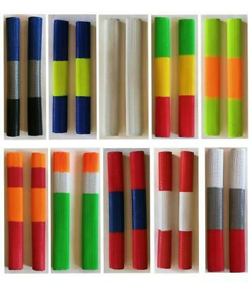 AU12 • Buy Ripple Cricket Bat Grip - Multi Colours High Quality - 2 For $12.00 - Brand New