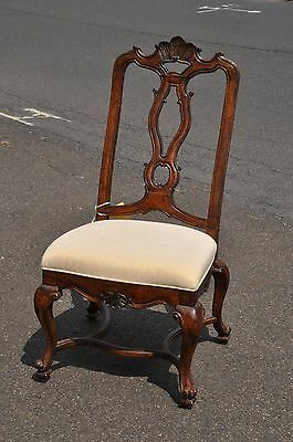 Four Drexel Heritage Tuscany Side Chairs (Never Used) U2022 155.00$