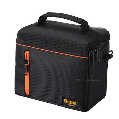 Camera Waterproof Shoulder Bag Case For Nikon COOLPIX B500 B700 P900 • 16.99£